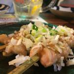 鉄板焼 やっぱ。渋谷肉横丁 - はらみ
