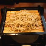 富の蔵  - 海老天もり のお蕎麦