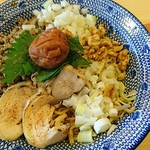 担担麺 Japanese Original Tang-Tang - 汁なし坦坦・和風 980円