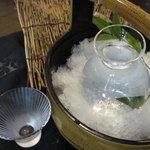 うるおす - 料理写真:毎日日替わりでおすすめの冷酒を仕入れてます。600円~