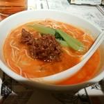 陳麻家 - 【2016.7.27(水)】日替定食の半担々麺