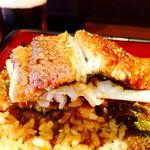 54103210 - ご飯とタレが絶妙‼︎こちらの鰻とバッチグー(笑)