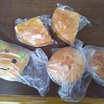 麦の里 - 料理写真:
