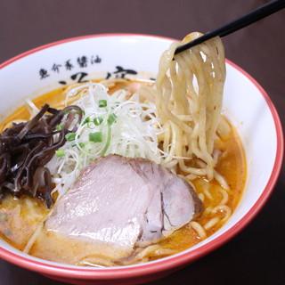 らー麺専科 海空土 - 料理写真: