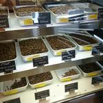 新寺町珈琲 - 料理写真:いろんなコーヒー豆