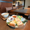 cafe asile - 料理写真:'16 3月下旬
