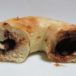 ジオ!ベーグルワークス - キャラメルクルミチョコレート