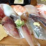 でかねた寿司 -