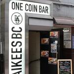 One Coin Bar DBC -