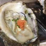 もともと - 「岩牡蠣」プリプリしていて、美味しいですよ!
