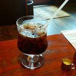 cafe ぼへみあん - 「アイスコーヒー」400円税込