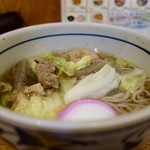 対州庵 - 料理写真:[2016/07]いりやきそば(650円)
