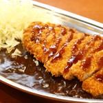 金沢カレー - 料理写真:とんかつカレー