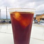 ビーンズ・トスティーノ - ドリンク写真:水出しアイスコーヒー