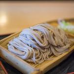 房州屋本店 - 蕎麥切(そばきり)