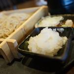 札幌蕎麦 き凛本店 - 辛味大根