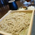 札幌蕎麦 き凛本店 - 辛味大根せいろ