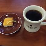 マキネスティコーヒー - コーヒーとレモンバー