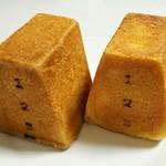 パン ド サンジュ - 中身は栗餡とカスタード