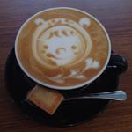 コーヒーファクトリー - 2016.7  カフェラテ