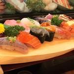 54121552 - おまかせ寿司