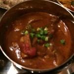 ネパール民族料理 アーガン - チキンカリー