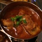 ネパール民族料理 アーガン - マトンカリー