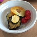 農家レストラン 大地 - 焼き野菜