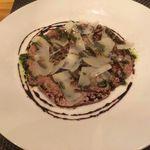 Bacci - 牛肉のカルパッチョ