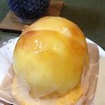 ドルチェメンテ - 16/7/25 期間限定桃のケーキ