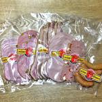 レッカービッセン - 料理写真:加工肉の詰め合わせ(2016年8月)