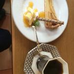 カフェ ド マンマ -