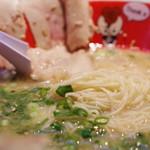 味壱家 - 麺
