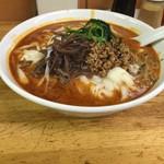 華隆餐館 - 四川坦々刀削麺