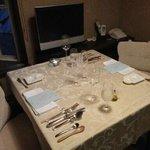 高原のホテル ラパン  - テーブルセッティング