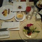 高原のホテル ラパン  - 洋朝食