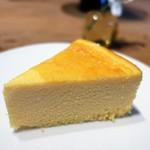 錢屋カフヱー - クラシックチーズケーキ