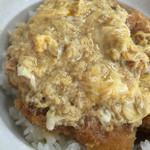 トヨタ屋食堂 - カツ丼