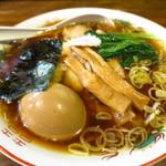 ni るい斗 - 新潟生姜醤油ラーメン