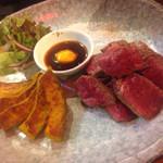 鉄板焼 やっぱ。渋谷肉横丁 -