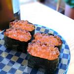 寿司居酒屋 日本海 - いくら2皿分