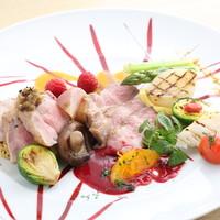 旬穀旬菜 - ディナー 本日の肉料理