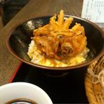 Akiba - ミニ天丼 260円