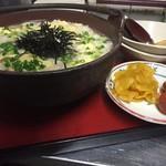 とり亀 - 料理写真:とり雑炊