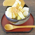 六古窯 - 京きなこパフェ