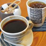 六古窯 - 陶芸作家の温かみある器で提供