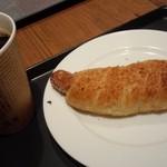 ミスタードーナツ - とアイスコーヒー◎