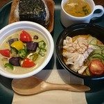 豆腐ボウル -