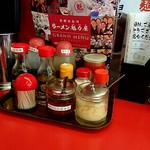 ラーメン魁力屋 - 料理写真: