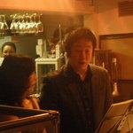 リングラツィオ - 月末のイベントの様子。伊藤潤先生とエリさん